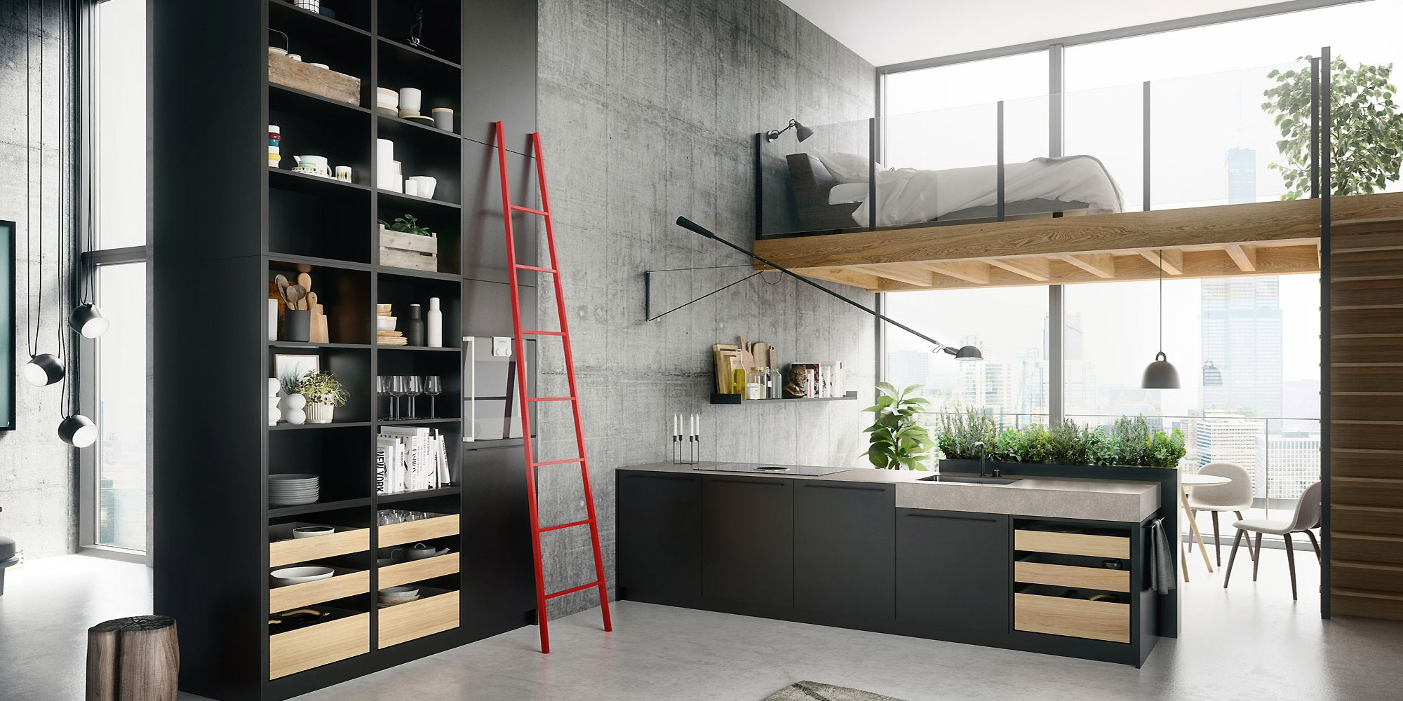 SieMatic_Small-Apartment