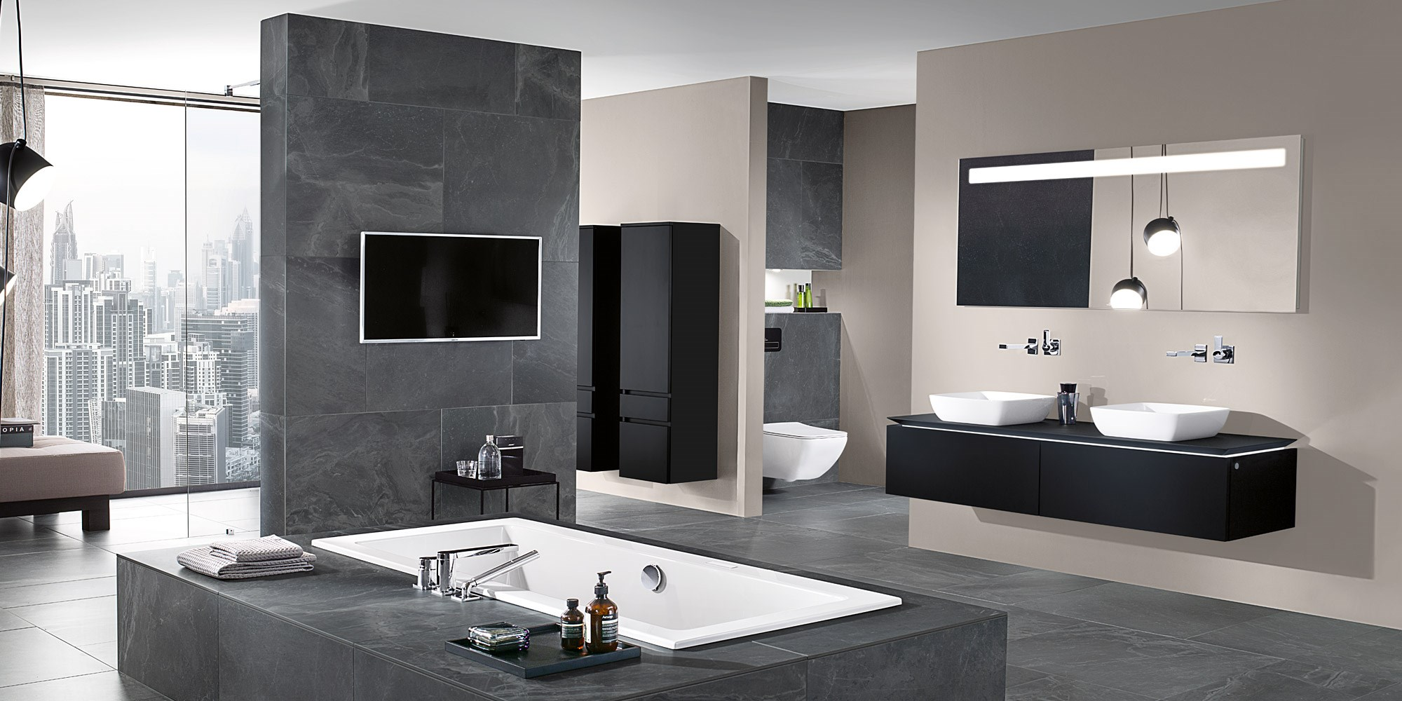 Villeroy & Boch Astoria Tiles - Supersized