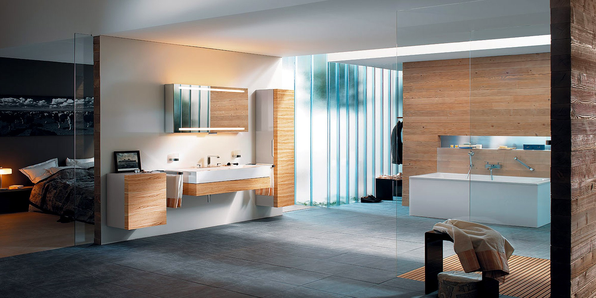 BEAUTIFUL BATHROOMS by Keuco